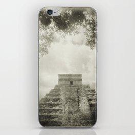 Mayan Ruins iPhone Skin