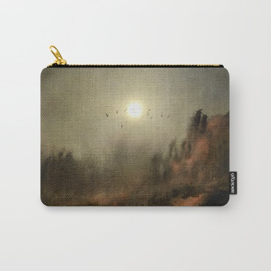 Calling The Sun Carry-All Pouch