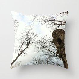 Saint-Sulpice (Paris) Throw Pillow