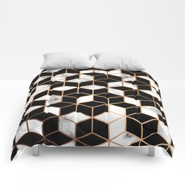 Marble & Geometry 005 Comforters
