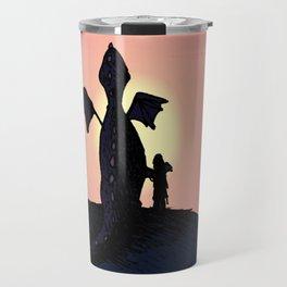 The End Travel Mug