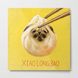 Xiao Long Bao Metal Print