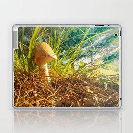 Magic Mushroom  Morning Laptop & iPad Skin