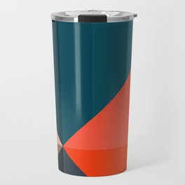 Geometric 1713 Travel Mug