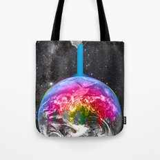 Canopy of Color Tote Bag
