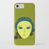 nausicaa iPhone & iPod Cases featuring nausicaa by juni