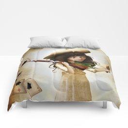 The Little Sharpshooter Comforters