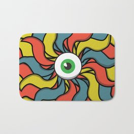 EYE TRIP Bath Mat