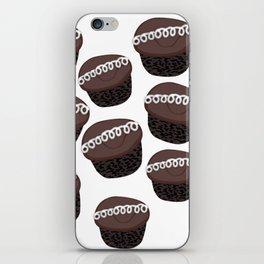 Hostess Cupcake Time iPhone Skin
