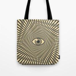 Black eye of providence Tote Bag