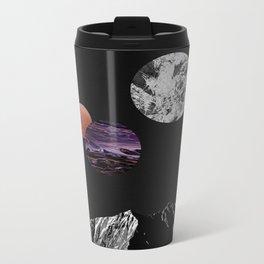 Space I Metal Travel Mug