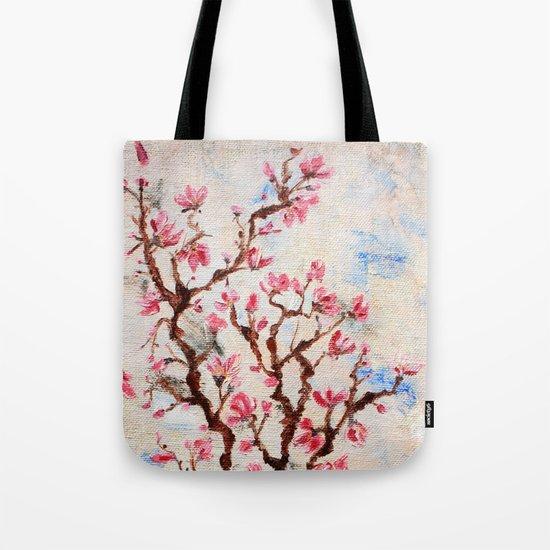 Sakura, spring Tote Bag