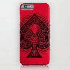 Lucky Spade iPhone 6s Slim Case