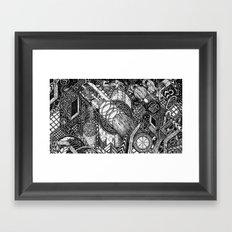 Night Vision (Still Frame 2) Framed Art Print