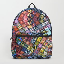 Refractions Reflected Backpack