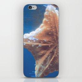 Starfish says hello iPhone Skin