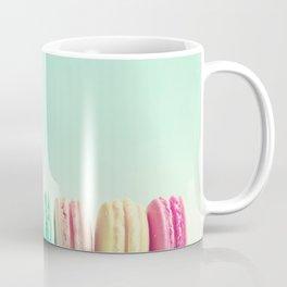 Macarons, macaroons row, pop art Coffee Mug