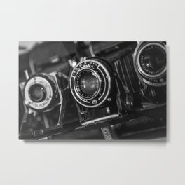 Classic Kodak Metal Print