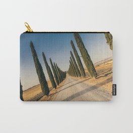 Valley in Tuscany Carry-All Pouch
