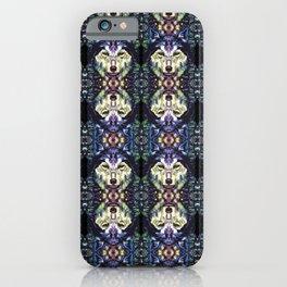 Wolf 06 Pattern iPhone Case