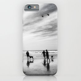 Dog Beach iPhone Case