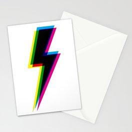Bolt CMYK  Stationery Cards