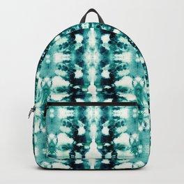Tie-Dye Teals Backpack