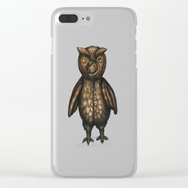 Owlark Clear iPhone Case