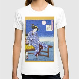 Shijo Noryo (after Yoshitoshi) T-shirt
