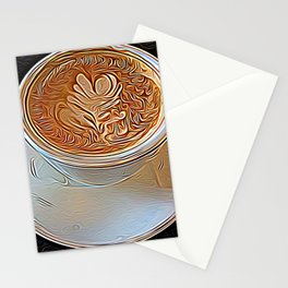 Not Your Ordinary Coffee Stationery Cards