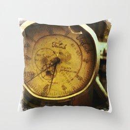 teclock Throw Pillow
