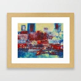 Everglow Framed Art Print