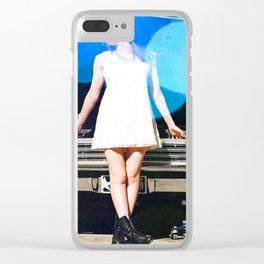 El Camino Praise Clear iPhone Case