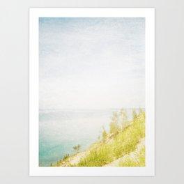 Dream Big Hillside Art Print