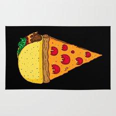Taco Pizza Cone Rug
