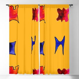 Baby corsets Blackout Curtain