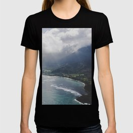 Hanalei Bay - Kauai, Hawaii T-shirt