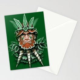Wild Leprechan Stationery Cards
