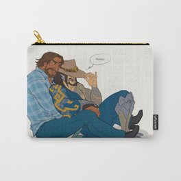 Get McCuddled Carry-All Pouch