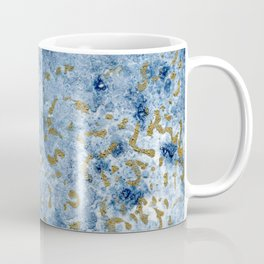 Gold sea II Coffee Mug