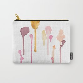Diversity Watercolor Painting Carry-All Pouch
