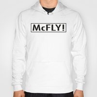 mcfly Hoodies featuring McFly by Pineapple Lanai