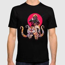 OCTOTIGER OF DOOM T-shirt