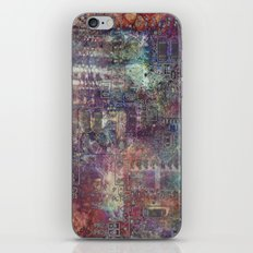Short Circuit iPhone & iPod Skin
