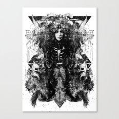 Mandroid Canvas Print