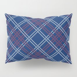 Patriotic Pattern   United States Of America USA Pillow Sham