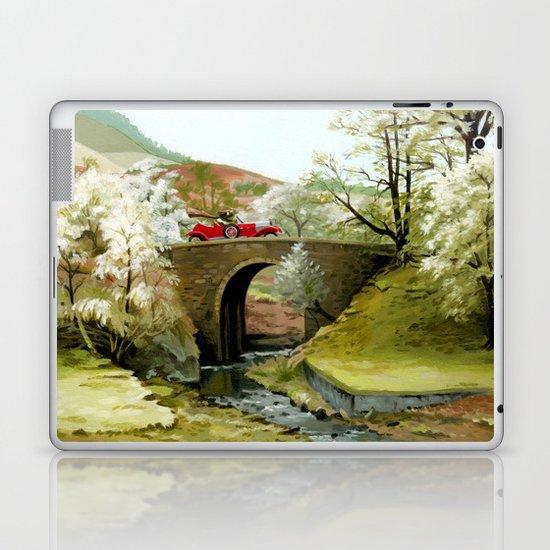 English Countryside Laptop & iPad Skin