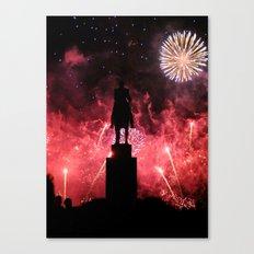 Bastille Day Canvas Print