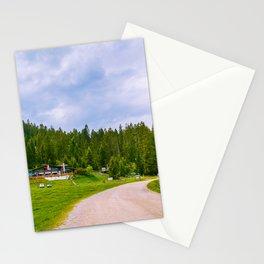 Seefeld in Tirol, Austria Stationery Cards