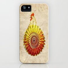 The hen colored iPhone (5, 5s) Slim Case